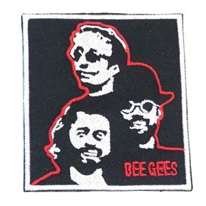 Other - Bee Gees Patch Iron On Band Patches Music DIY